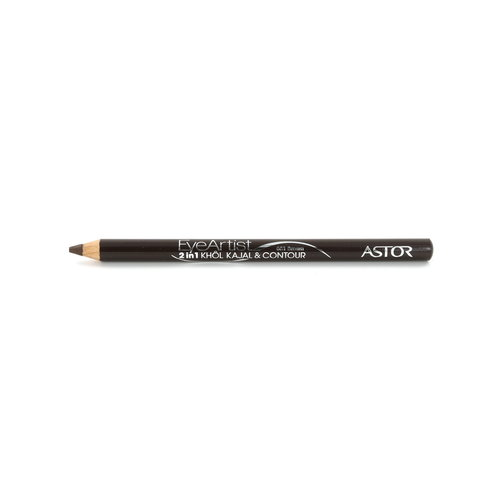 Astor Eye Artist 2in1 Khol Kajal & Contour Kajalstift - 081 Brown