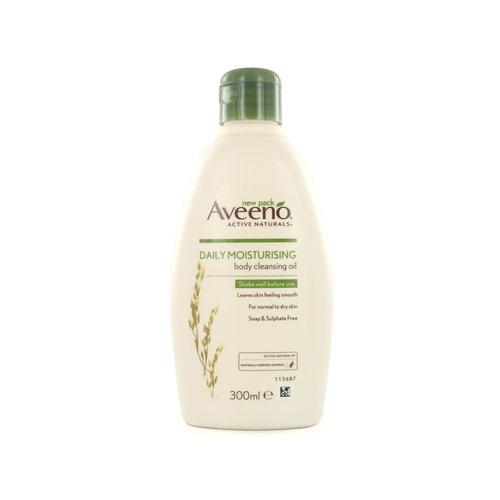 Aveeno Daily Moisturizing Body Cleansing Oil (Für Normale bis trockene Haut)