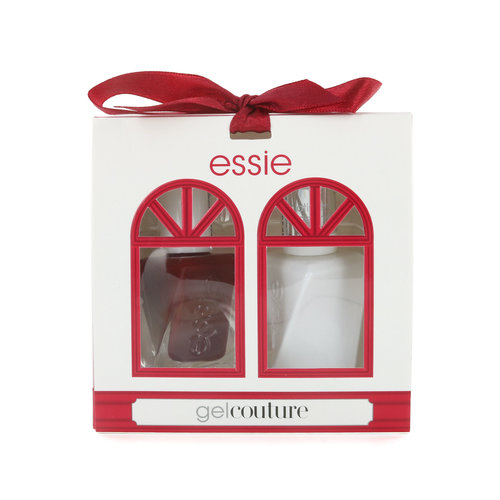 Essie Gel Couture Geschenkset - Bubbles Only + Topcoat (2 x 13,5 ml)