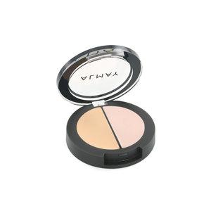 Almay Concealer & Highlighter - 100 Light Pale