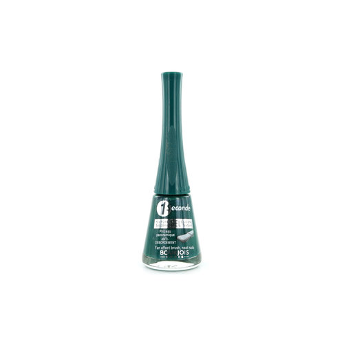 Bourjois 1 Seconde Gel Nagellack - 41 God Save The Green
