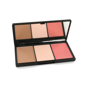 Face Form Contouring & Blush Palette - Fair