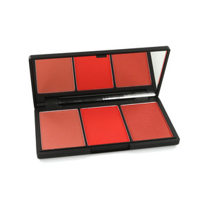 Blush By 3 Blush Palette - 365 Flame