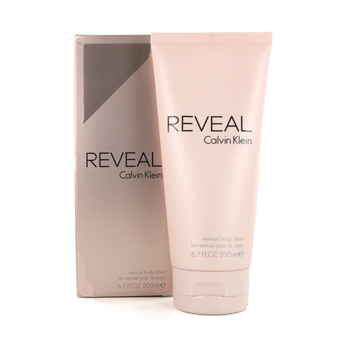 Calvin Klein Reveal Bodylotion - 200 ml (Tester)