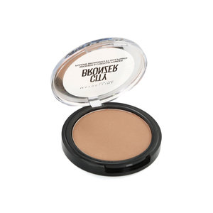 City Bronzer - 250 Medium Warm (Box mit Kratzern)