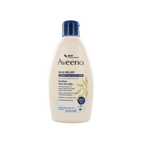 Aveeno Skin Relief Body Wash - 300 ml (Für trockene bis sehr trockene Haut)
