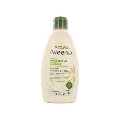 Aveeno Daily Moisturising Body Wash - 300 ml (Für Normale bis trockene Haut)