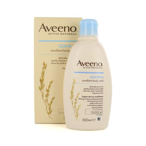 Aveeno Active Naturals Dermexa Emollient Body Wash - 300 ml (Für Sehr Trockene und Gereizte Haut)