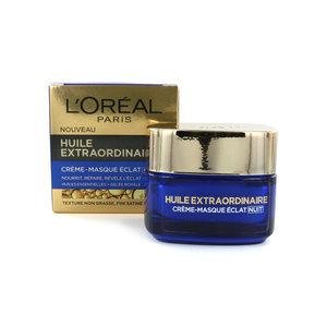 Extraordinaire Oil Cream Mask Nachtcreme (Französischer Text)
