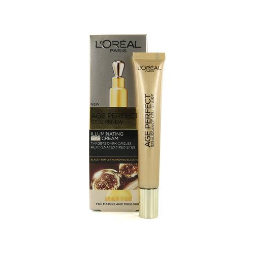 L'Oréal Age Perfect Cell Renew Augencreme - 15 ml