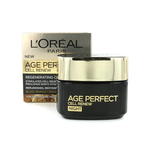 Age Perfect Cell Renew Nachtcreme - 50 ml