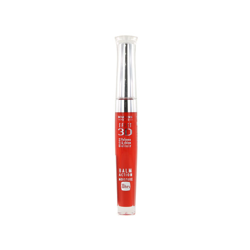 Bourjois Effet 3D Lipgloss - 54 Rouge Electric