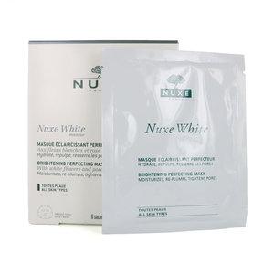 White Brightening Perfecting Mask - 6 stuks