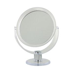 Draaibare Make-Up Spiegel (10-fache Vergrößerung)