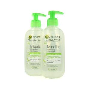 Skin Active Micellar Cleansing Gel Wash (Satz von 2 Stück)
