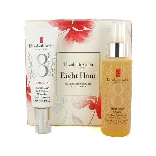 Elizabeth Arden Eight Hour Multitasking Miracle Moisturizer Geschenkset