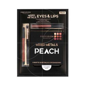Mixed Metals Geschenkset - Peach
