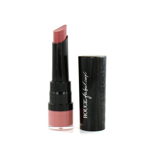 Bourjois Rouge Fabuleux Lippenstift - 02 A L'Eau De Rose