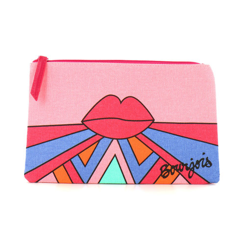 Bourjois Pink Lips Kulturbeutel - 24,5 x 15,5 cm