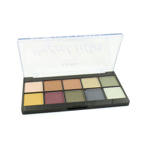 Perfect Filter Lidschatten Palette - 03 Olive You