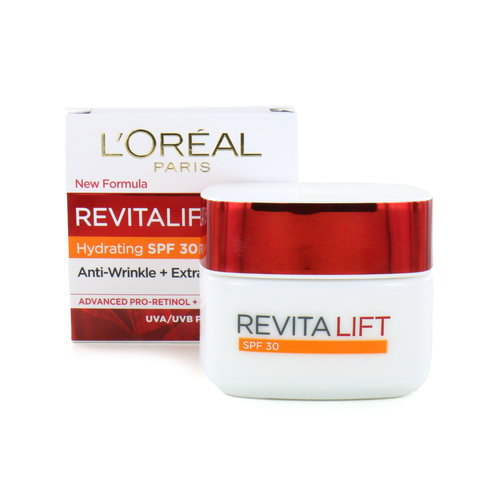 L'Oréal Revitalift 40 + Hydrating Anti Wrinkle + Extra Firming Tagescreme - 50 ml (LSF 30)