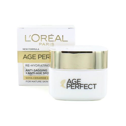 L'Oréal Age Perfect Re-Hydrating Tagescreme - 50 ml