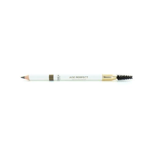 L'Oréal Age Perfect Brow Magnifier Augenbrauenstift - 04 Taupe Grey