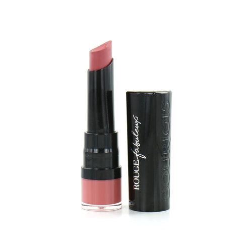 Bourjois Rouge Fabuleux Lippenstift - 06 Sleepink Beauty