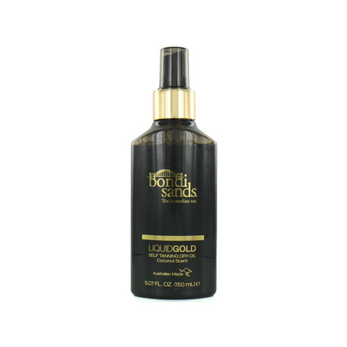 Bondi Sands Self Tanning Dry Oil Spray 150 ml - Liquid Gold