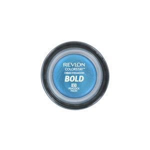 Colorstay Crème Bold Lidschatten - 830 Peacock