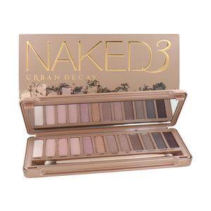 Naked 3 Lidschatten Palette