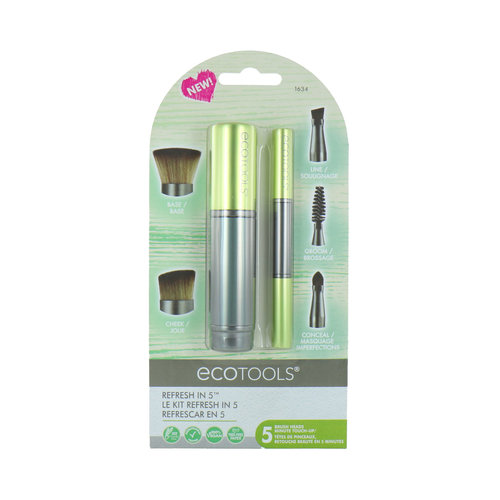Ecotools Refresh In 5 Minutes Brush Heads