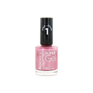 Super Gel Nagellack - 023 Grape Sorbet