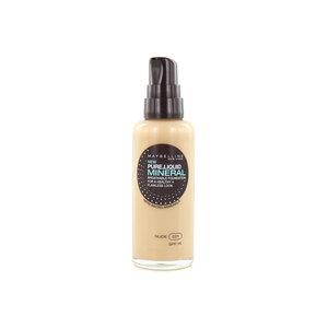 Pure Liquid Mineral Foundation - 021 Nude