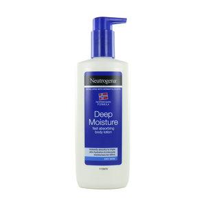 Deep Moisture Fast Absorbing Bodylotion - 250 ml