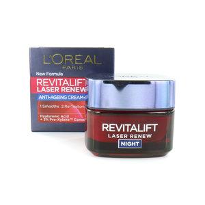 Revitalift Laser Renew 40+ Nachtcreme - 50 ml