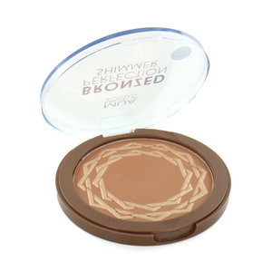Bronzed Perfection Shimmer Bronzing Powder - Sahara Sunlight