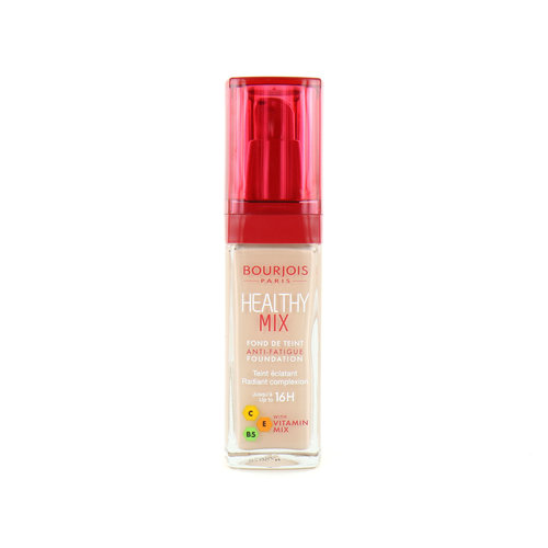 Bourjois Healthy Mix Anti-Fatigue Foundation - 50,5 Light Ivory