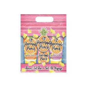 Pineapple Punch Travel Set Trio Geschenkset