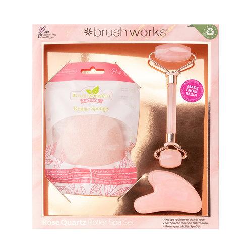 Brushworks Spa Gift Set