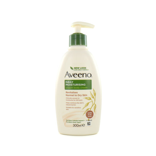 Aveeno Daily Moisturizing Yogurt Body Cream