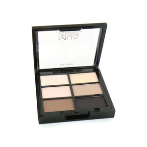 6 Shade Matte Lidschatten Palette - Natural Essentials