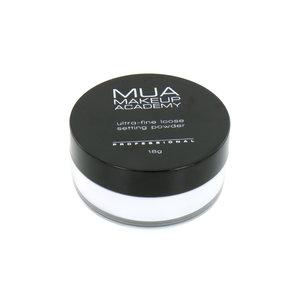 Ultra-Fine Loose Setting Powder - Transparant