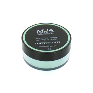 Ultra-Fine Loose Setting Powder - Balancing Green