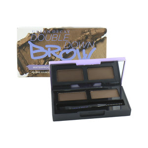Double Down Brow Augenbrauenpuder - Taupe Trap