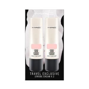 Travel Exclusive Strobe Cream x 2 Geschenkset - 2 x 50 ml