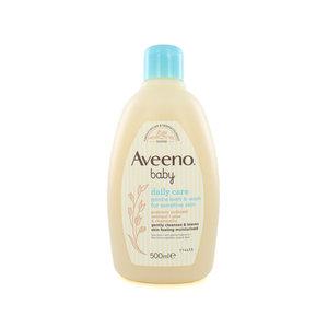 Daily Care Baby Gentle Bath & Wash - 500 ml (Für empfindliche Haut)