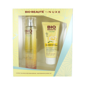 Bio Beauté Mediterranean Journey Set Geschenkset - 2 x 100 ml