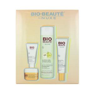 Bio Beauté Geschenkset - 200 ml-40 ml-15 ml-15 ml