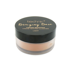 Bronzing Base Cream Bronzer - Light